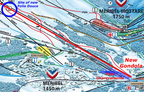 Whats New 2013 3 Valleys Courchevel La Tania Mribel Val Thorens