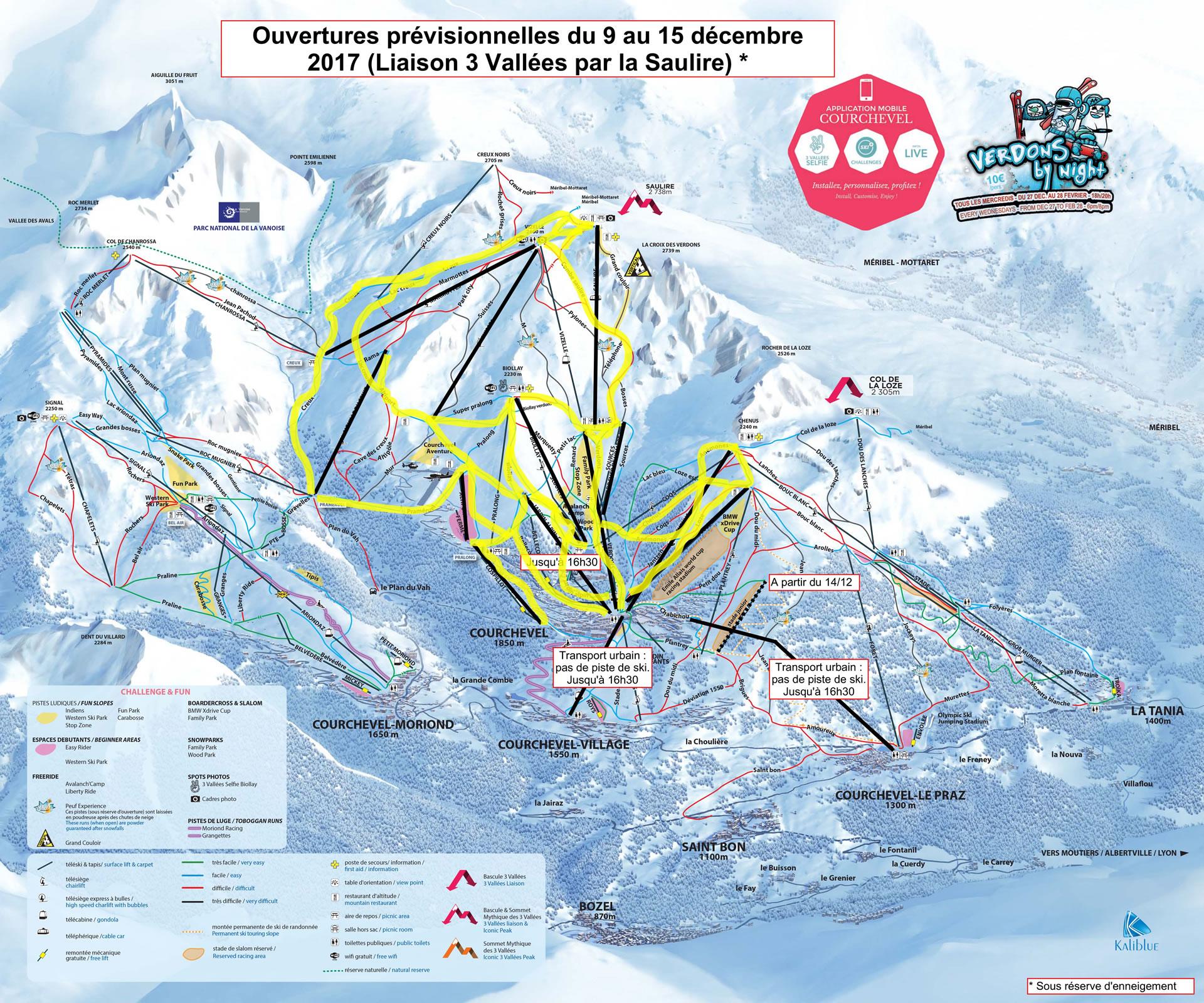La Tania Ski Blog - Latest news, snow reports, ski information ...
