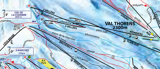 What S New For 2014 In La Tania And The Three Valleys