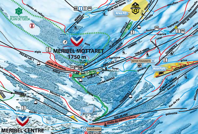 Whats New for 2015 in La Tania and The 3 Valleys lataniacouk