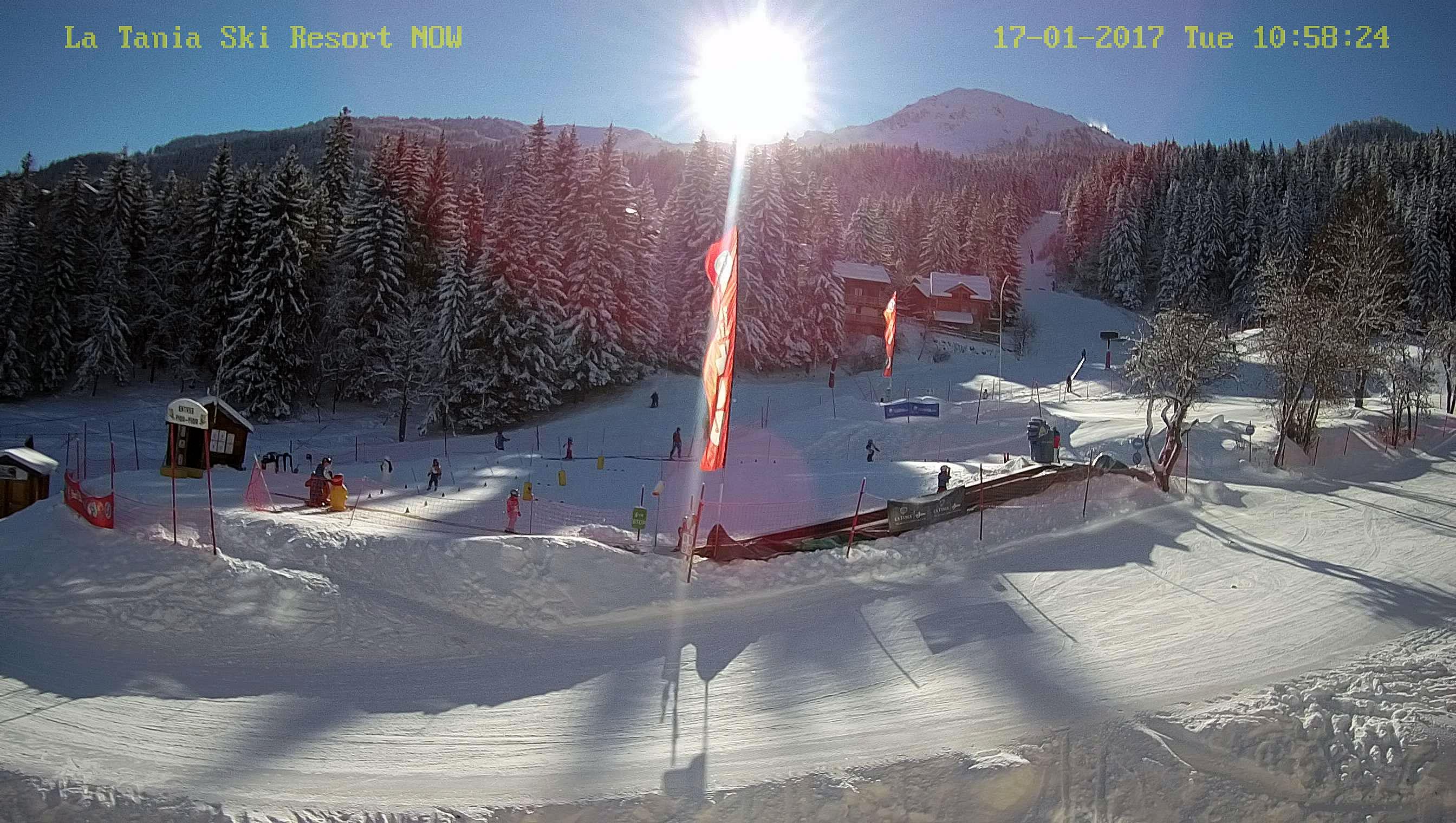 la tania - latania.co.uk - la tania ski resort, skiing snowboard